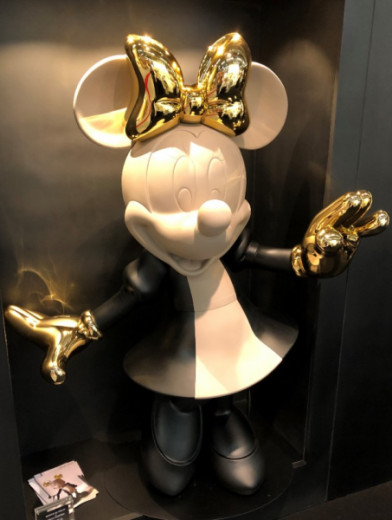 изображение Minnie By Kelly Hoppen - Life Size в Decoconcept
